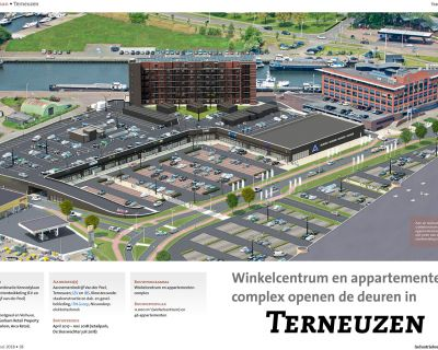 In de media: Kennedylaan Retail Park Terneuzen